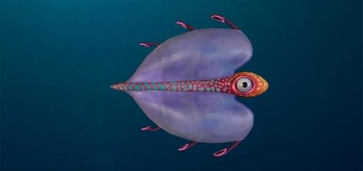 Рыба пузырь Airsacmodel