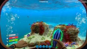 Рыба обруч Hoopfish в руке