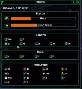 planetbase status